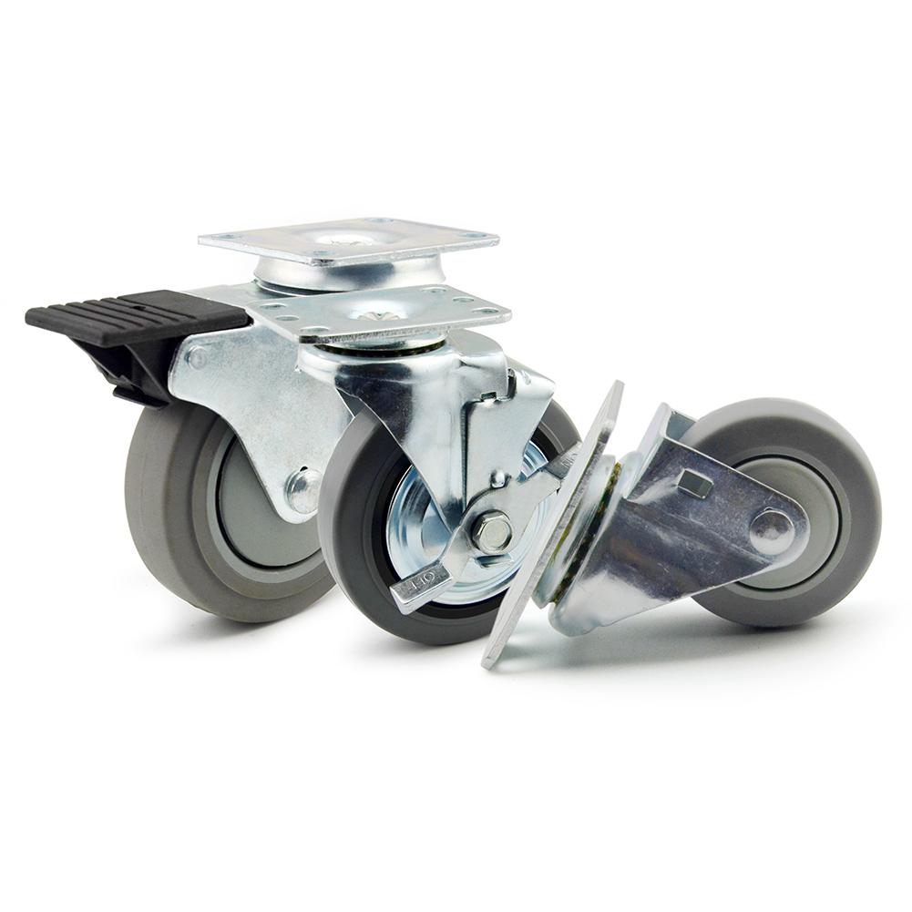 工业脚轮未来的发展趋势