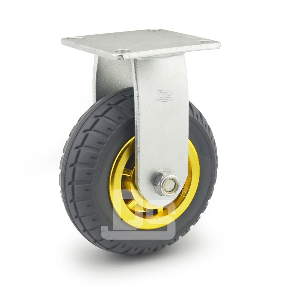 DS40系列 发泡橡胶脚轮 重型 工业物流 定向脚轮(载重量:120~240kg)