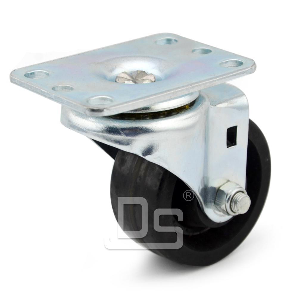 DS20系列 耐高温脚轮(150°)  轻型  转向脚轮(载重量:115~140kg)
